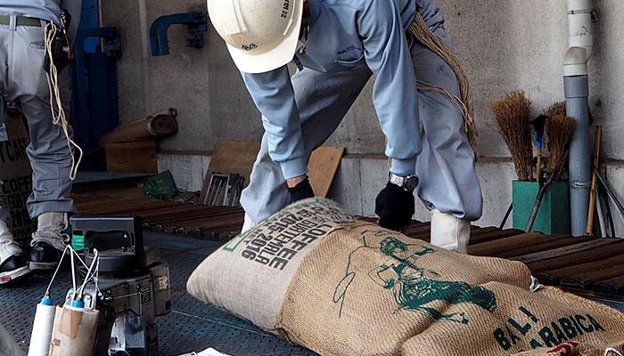 コーヒー仕入れイメージ
