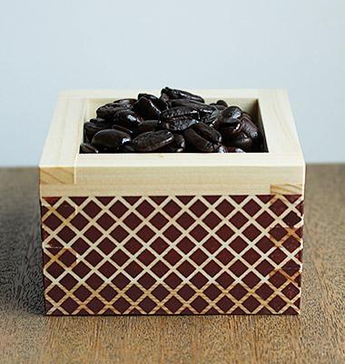 シャキッソ・デカフェ(エチオピア) コーヒー豆イメージ