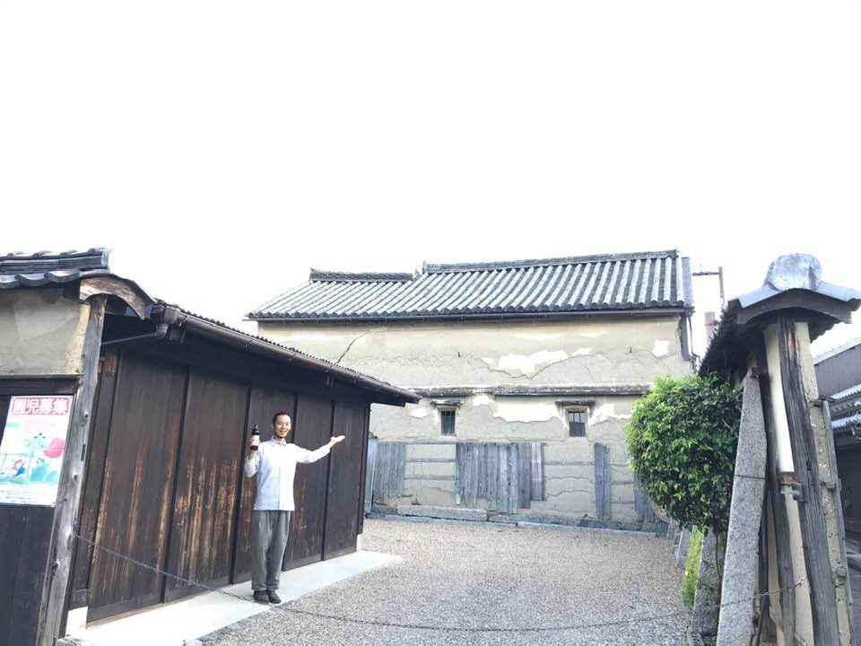 今井町の古民家改修へのご寄付